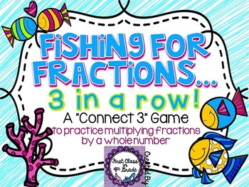 Fishing for Fractions (Multiplying Fractions by a Whole Number)