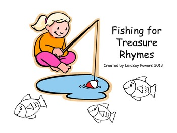 Fishing for Treasure Rhymes