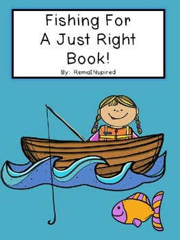 Fishing for a Just Right Book