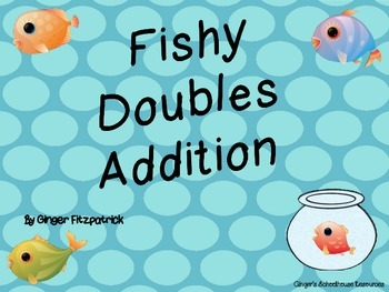 Fishy Doubles Addition