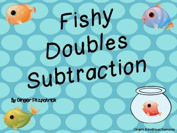 Fishy Doubles Subtraction