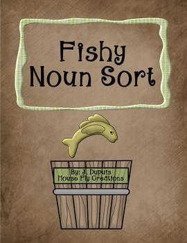 Fishy Noun Sort
