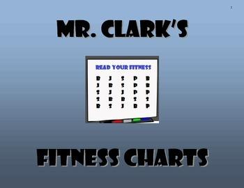 Fitness Charts PE Equipment