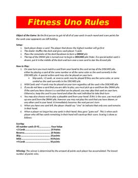 Fitness Uno