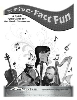 Five-Fact Fun: Styles of Music