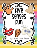 Five Senses Fun - Interactive and Engaging Activities