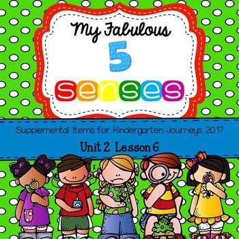 Five Senses Journeys 2017