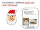 Five Senses of Christmas Unit:  Special Education; Visuall