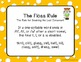 Five Spelling Rules Posters