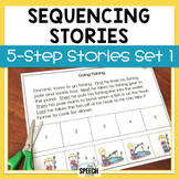 Five Step Sequencing Stories