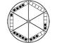 Five/Ten Frame in a Circle