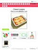 Five  Visual Recipes for Youths with Autism/Special Ed Cla
