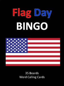 Flag Day BINGO!