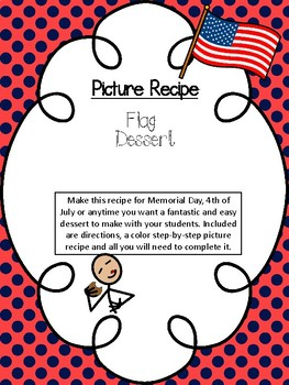 Flag Recipe