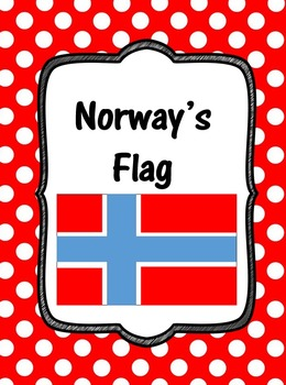 Flag of Norway Clip Art