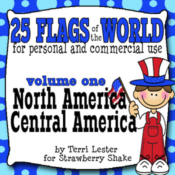Flags of the World: For Commercial and Personal Use  North