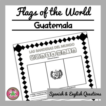 Flags of the World - Guatemala