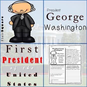 FlairSquare-President George Washington