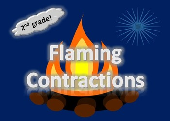 Contractions - 2nd grade