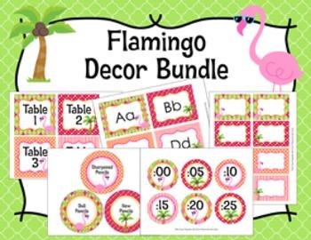 Flamingo Decor Mini Bundle