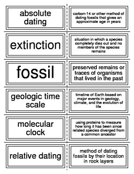 Flash Cards covering First Organisms and Classification