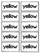Flash Cards for Colors