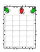 Task Cards: Christmas Equivalent Fractions NF.4.1
