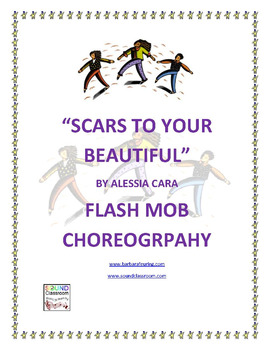 Flash Mob ( Flashmob ) Choreography - Scars To Your Beauti