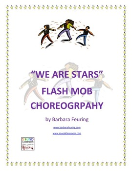 Flash Mob ( Flashmob ) Choreography - We Are Stars by Virg