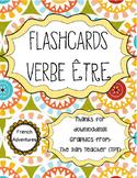 Flashcards- Verbe Être