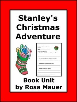 Flat Stanley Christmas Adventure Book Unit