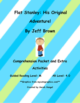 Flat Stanley: His Original Adventure! by Jeff Brown Compre