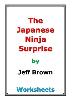 Printables Flat Stanley Worksheets flat stanley the japanese ninja surprise by peter d worksheets