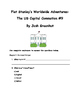 Flat Stanley: The US Capital Commotion #9 By Josh Greenhut