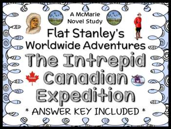 Flat Stanley Worldwide Adventures: The Intrepid Canadian E