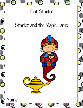 Flat Stanley and The Magic Lamp