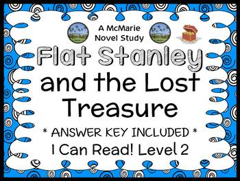 Flat Stanley and the Lost Treasure (Flat Stanley) Novel St