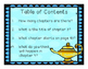 Flat Stanley and the Magic Lamp - Novel Study - No prep an