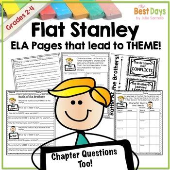 Flat Stanley's Original Adventure: ELA Activities that Lea