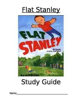 Flat Stanley study guide and more