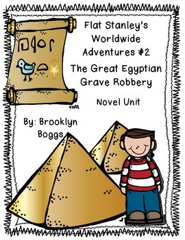 Flat Stanley's Worldwide Adventures #2: The Great Egyptian
