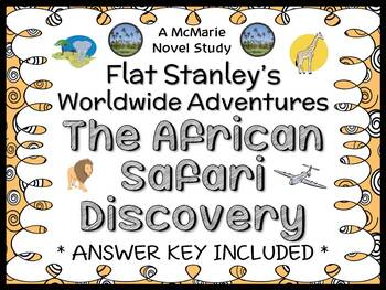 Flat Stanley's Worldwide Adventures #6: The African Safari