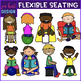 Flexible Seating Clipart