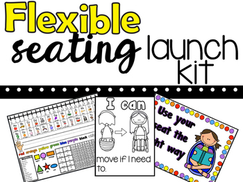 Flexible Seating Launch Kit: Everything you need to get started!