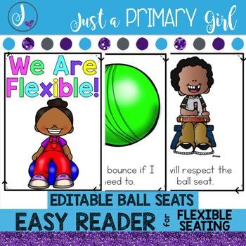 Flexible Seating Mini Book
