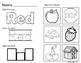 Flip Book Color Activity Pack