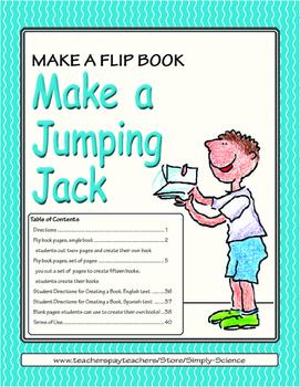 Flip Book: Jumping Jack