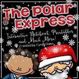 Polar Express Interactive Notebook Activites