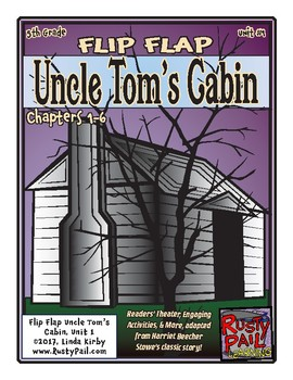 Flip-Flap's: Uncle Tom's Cabin - readers' theater - unit 1
