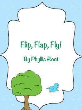 Flip, Flip, Fly! - Story Comprehension, Vocabulary, & Retell